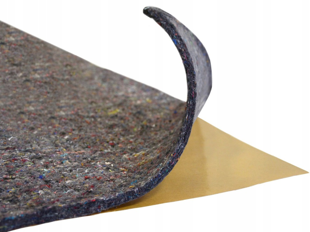 Filc CTK CaiMat mata wyciszająca z klejem 50x80cm