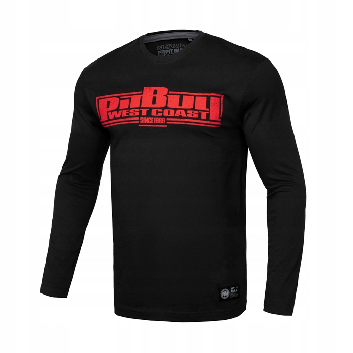 Pit Bull - Red Nose 2019 Longsleeve S