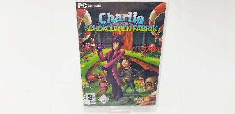 GRA PC CHARLIE UND DIE SCHOKOLAZDEN-FABRIK FOLIA