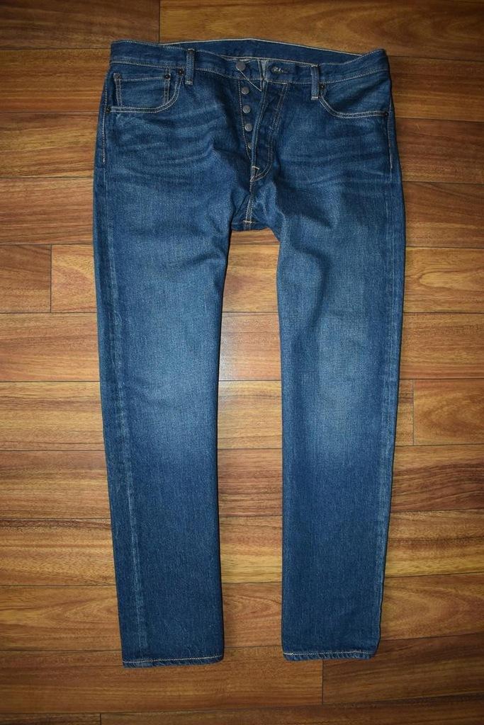 LEVIS 501 Męskie Spodnie Jeansy W34 L30