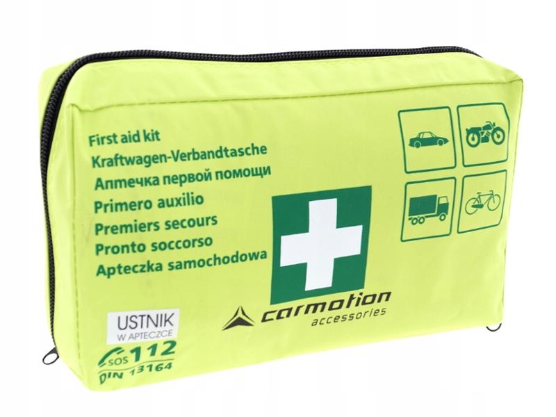 Apteczka pierwszej pomocy DIN 13164 z ustnikiem