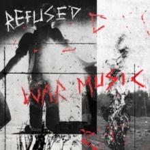"""Refused War Music Vinyl / 12"""" Album Coloured"""