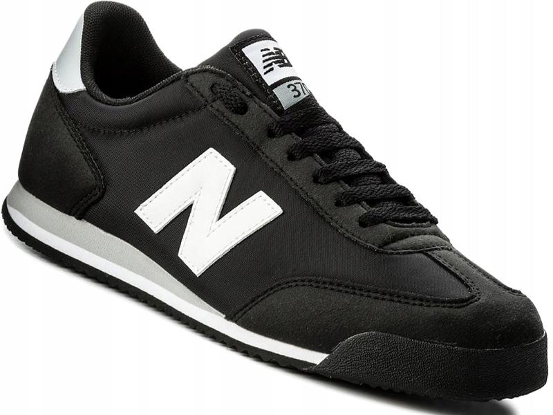 Buty NEW BALANCE ML370BLW czarne 43 NOWOŚĆ