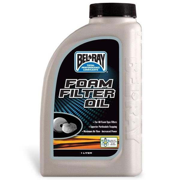 BEL-RAY Foam Filter Oil olej filtra powietrza 1L