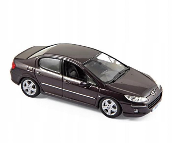 Norev 474706 143 Peugeot 407 2006 Montecrist 7544528068 Oficjalne Archiwum Allegro