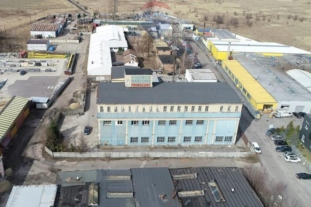 Magazyny i hale, Nowa Wieś, 2000 m²