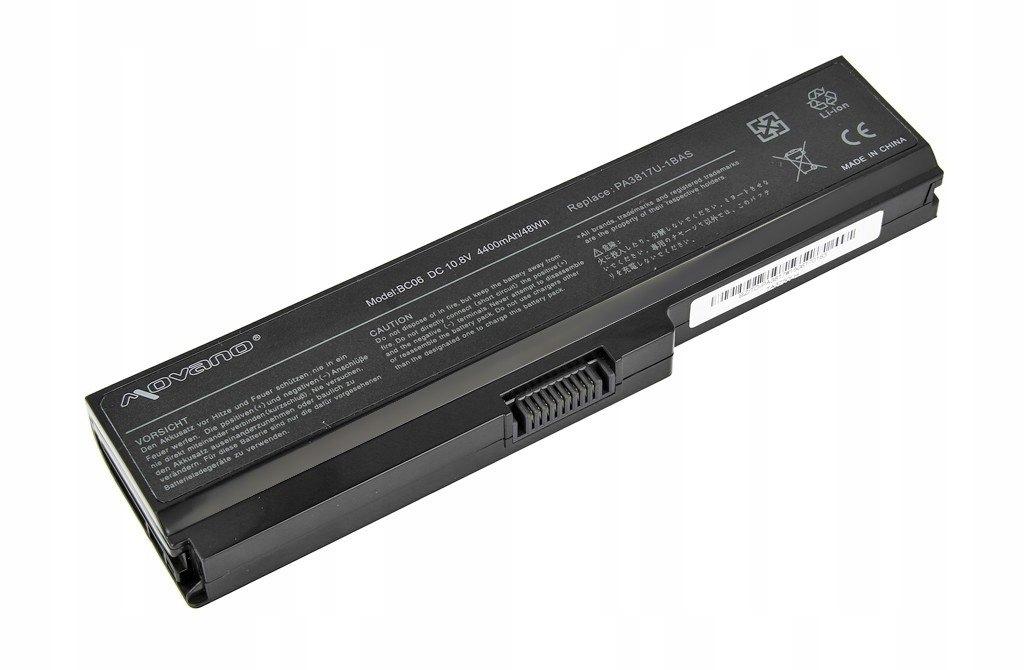 Bateria Movano do Toshiba Dynabook P770D P775 FVAT