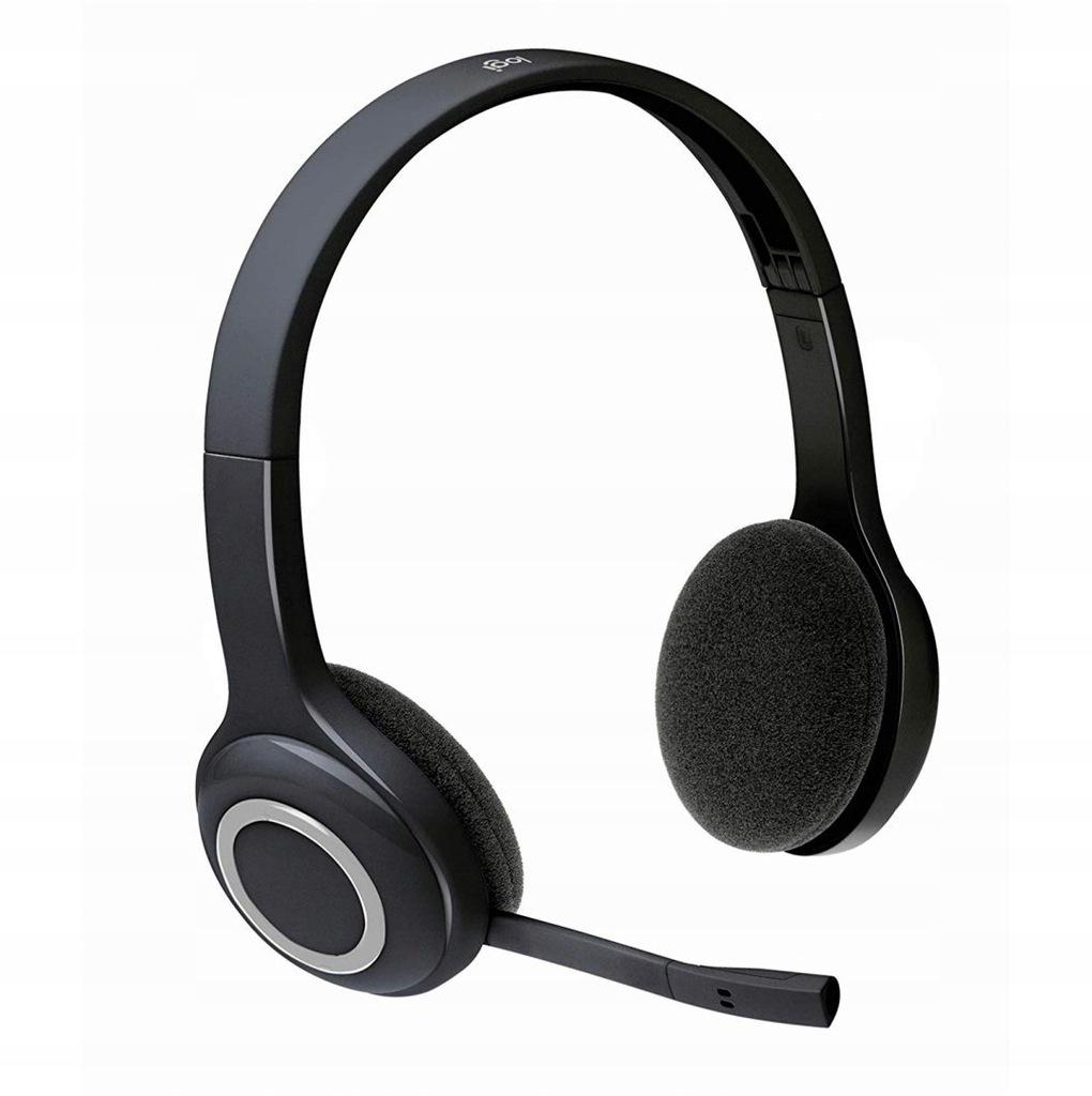 Logitech H600 Słuchawki z mikrofonem do komputera