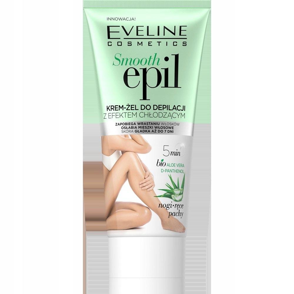 k9p Eveline Smooth Epil Krem-żel do depilacji