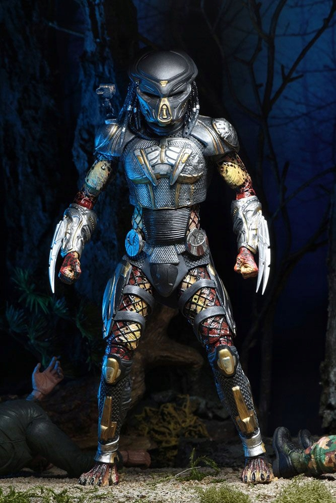 Predator (2018) - Ultimate Fugitive Predator!