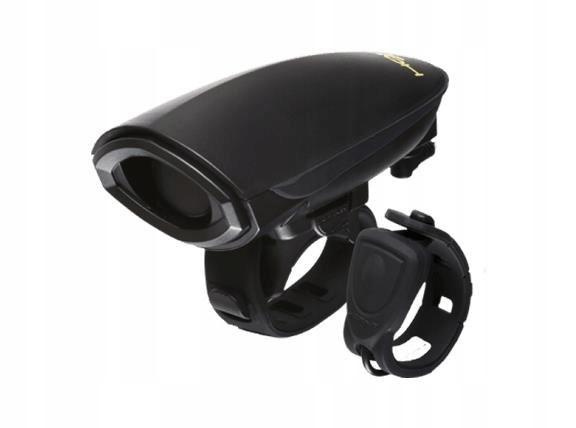 Hornit dzwonek Black Bicycle Horn V2 140 dB