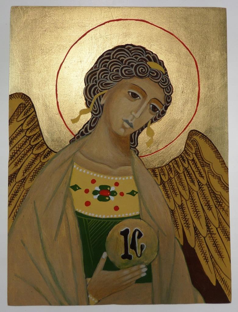 Anioł Stróż ikona, ikona, oryginał