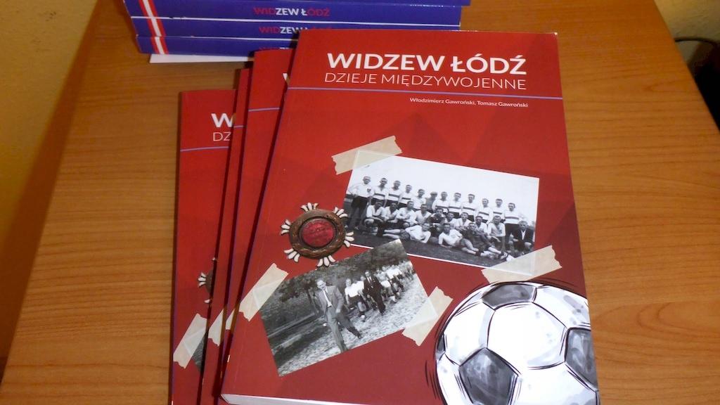Pomoc dla Mai- Widzew Łódź. Dzieje międzywojenne