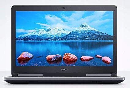 DELL 7510 i7-6920HQ 16GB SSD+HDD FIRE PRO SM52