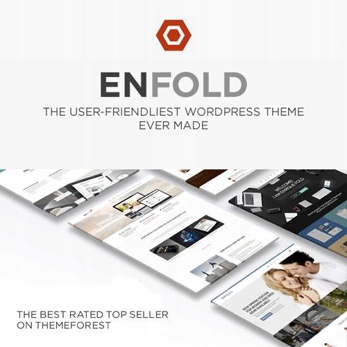Enfold   WordPress Szablon Motyw