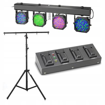 Cameo Multi PAR 1 SET - Zestaw oświetleniowy