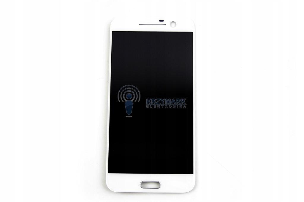 WYŚWIETLACZ SZYBKA LCD DOTYK HTC ONE 10 M10 NARZ +