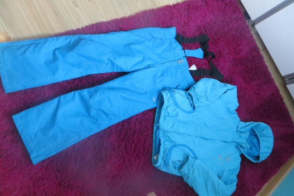 -F-spodnie+kurtka na śnieg,narty , sanie 146