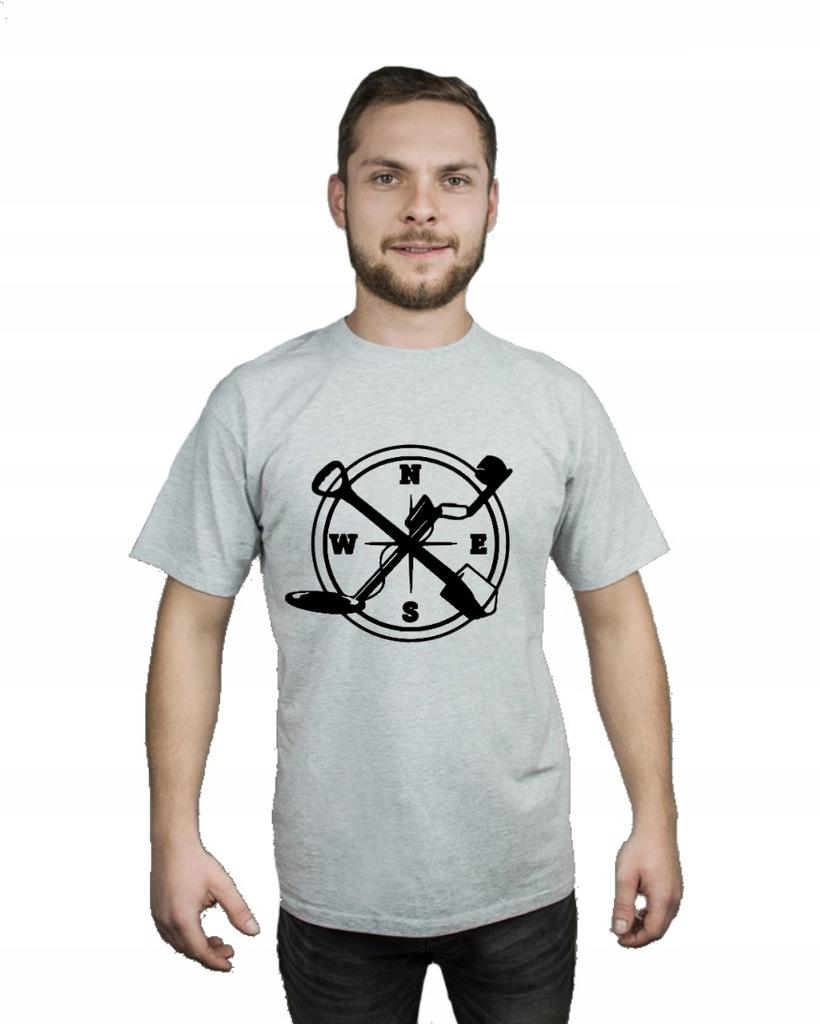 Koszulka męska WYKOPKI SAPERKA KOMPAS XL