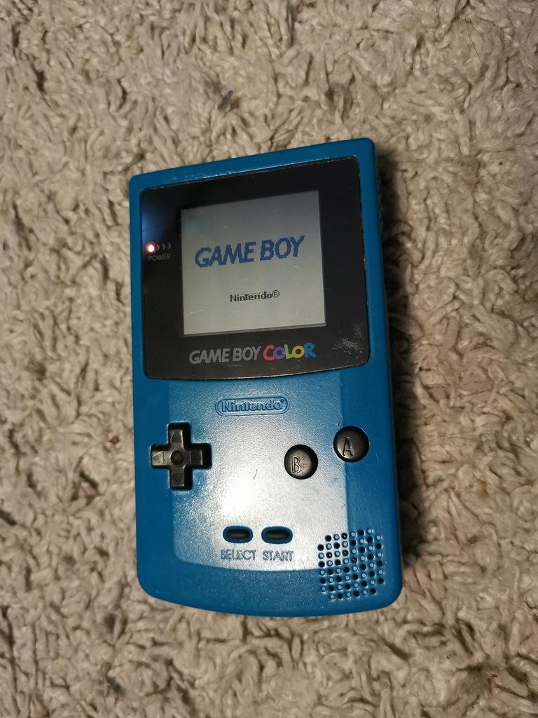 Konsola Nintendo Game Boy Color