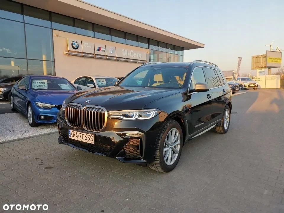 BMW X7 M50d, 400 KM, 7os
