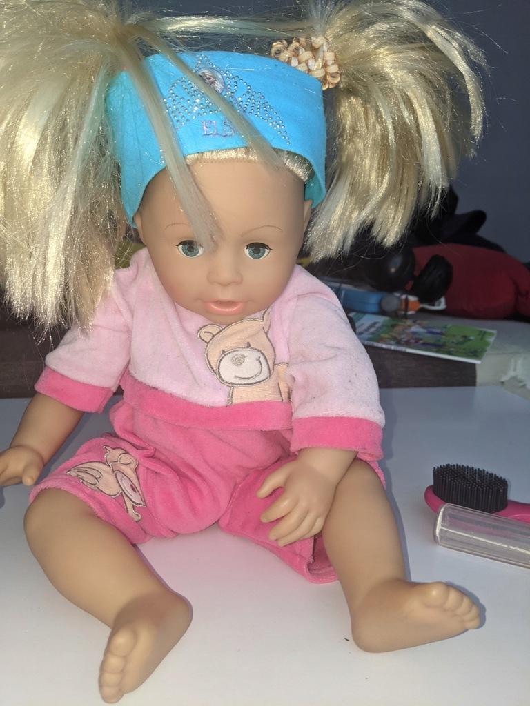 lalka baby born zapf creation interaktywn funcyjna