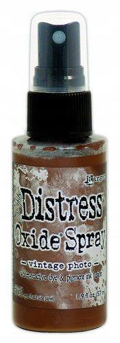 Distress Oxide Spray Ranger Vintage Photo TSO64817