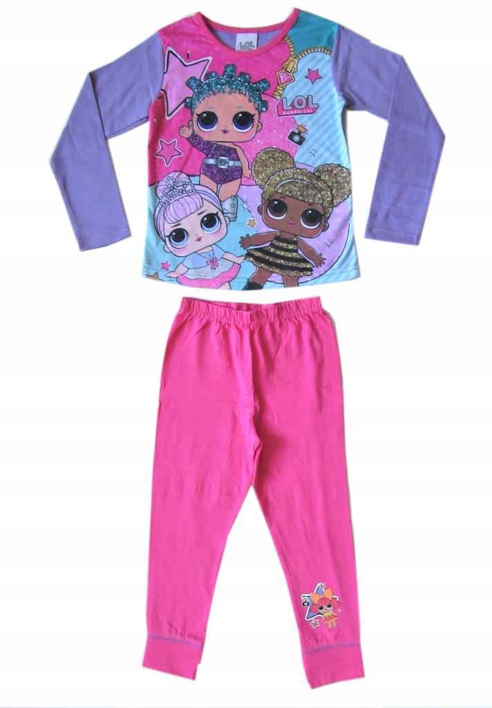 LOL SURPRISE piżama dziewczęca na 128 cm AU71