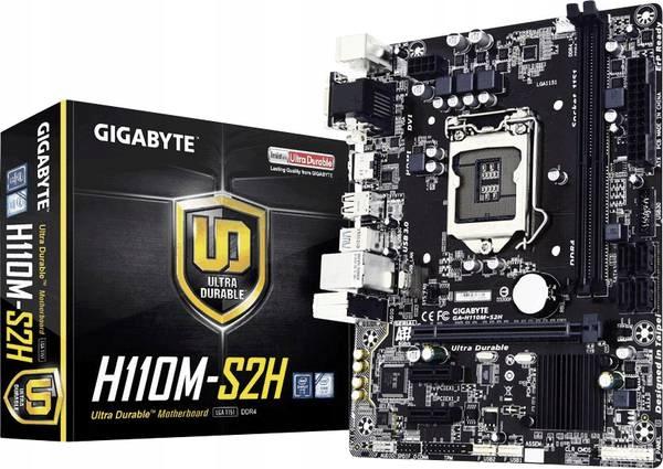 Płyta główna Gigabyte H110M-S2H Intel 1151