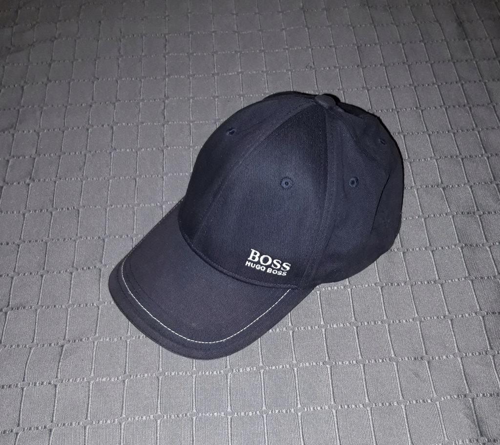 Hugo Boss cap1 czapka z daszkiem bejsbolówka r. OS
