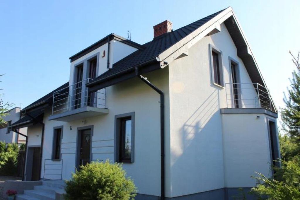 Dom, Rusiec, Nadarzyn (gm.), 140 m²