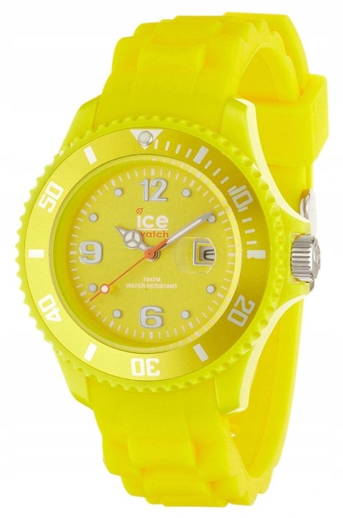 Zrgarek ICE-WATCH SI.YW.S.S.09 datownik żółty nowy