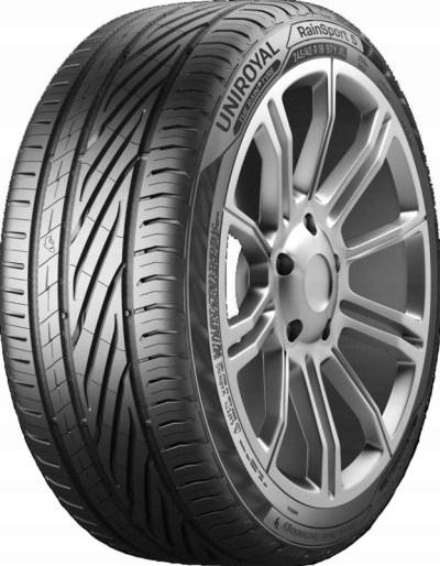 2x Opony letnie Uniroyal RainSport 5 205/50R17 93Y