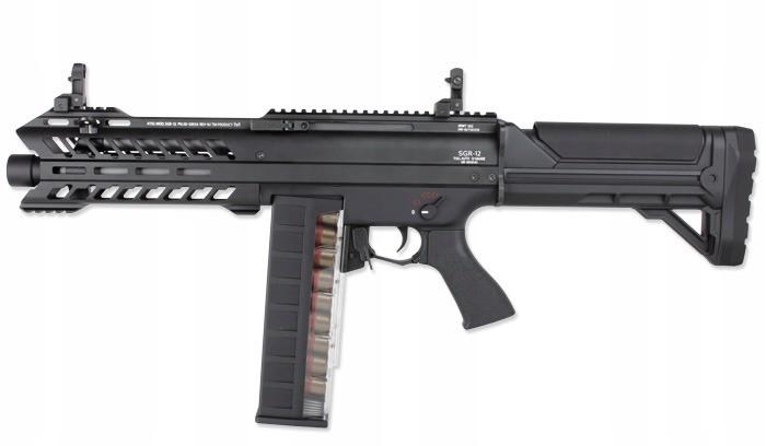 Strzelba automatyczna AEG SGR-12 (17157)