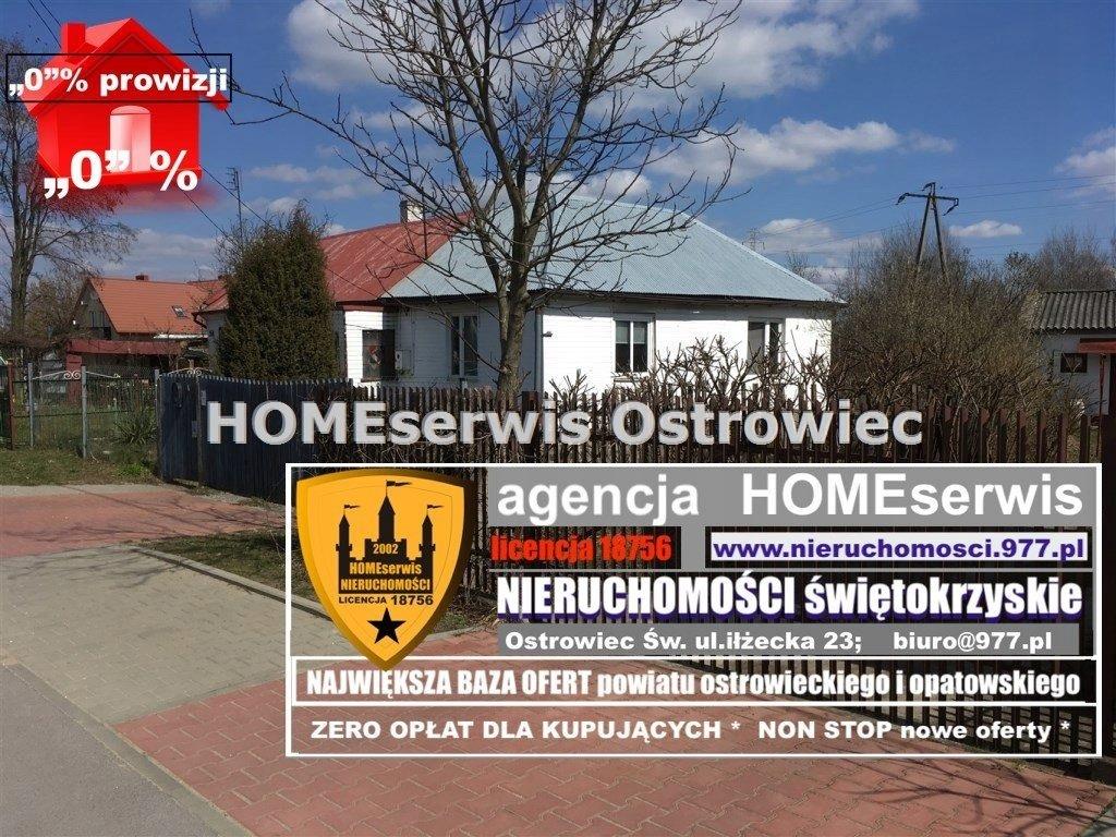 Dom, Ostrowiec Świętokrzyski, 50 m²