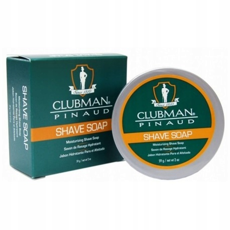 Clubman Pinaud Mydło do golenia SHAVE SOAP 59g