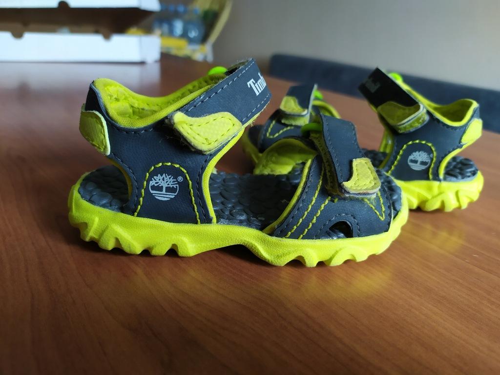 Sandałki dziecięce TIMBERLAND r22