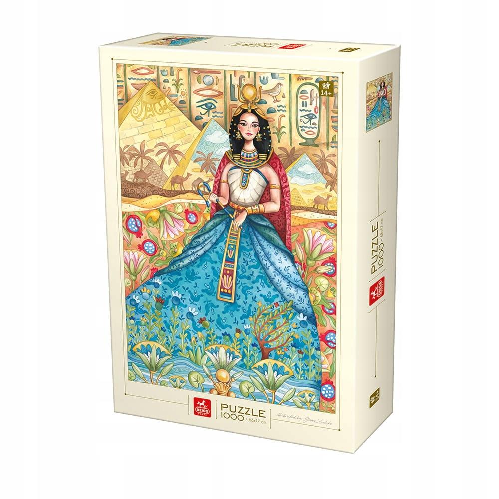 Puzzle D-Toys 1000 Cleopatra