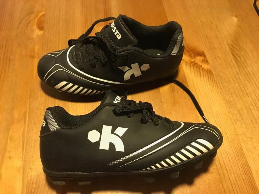 Korki buty dziecięce KIPSTA piłka nożna r. 30