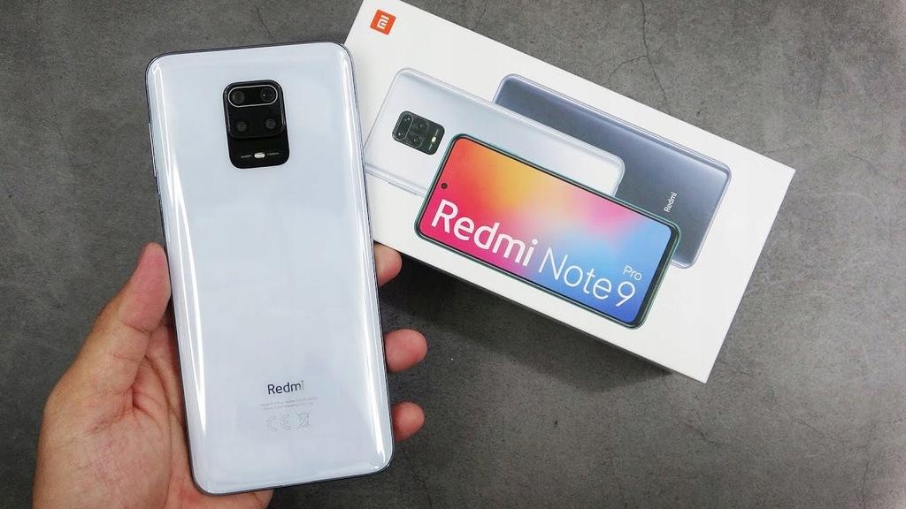 Xiaomi Redmi Note 9 Pro 6/128 GB biały / NOWY.