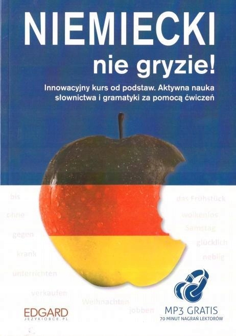 NIEMIECKI NIE GRYZIE + MP3 EDGARD WYD.2020