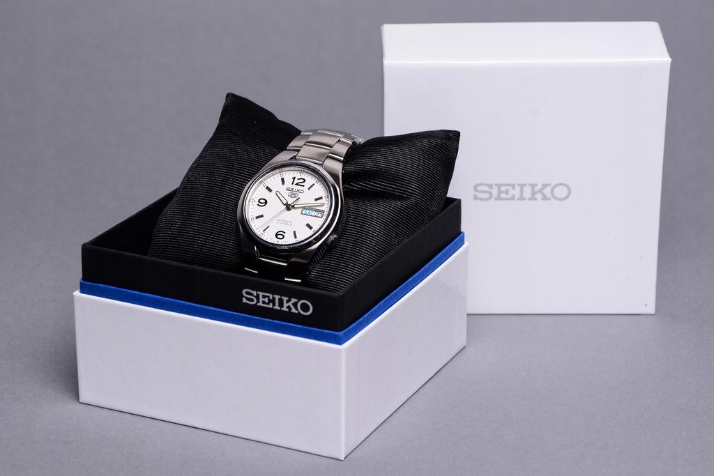 Seiko 5 SNKM73K1/SNK615K1 Automatic JEDYNY TAKI