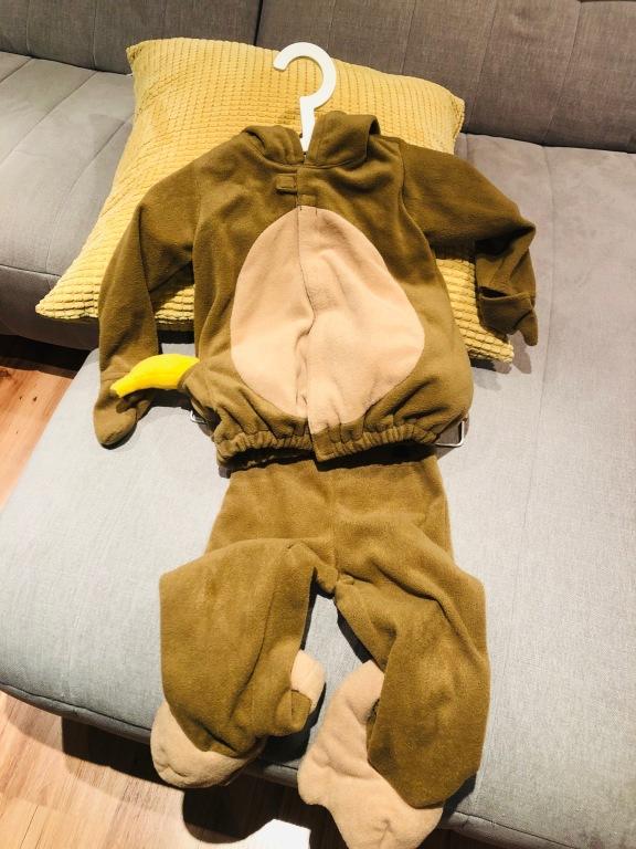 strój Małpki dla dziecka 2-3 latka