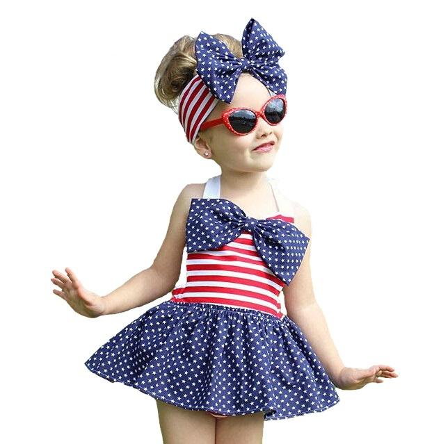 Strój Kąpielowy American Style 86