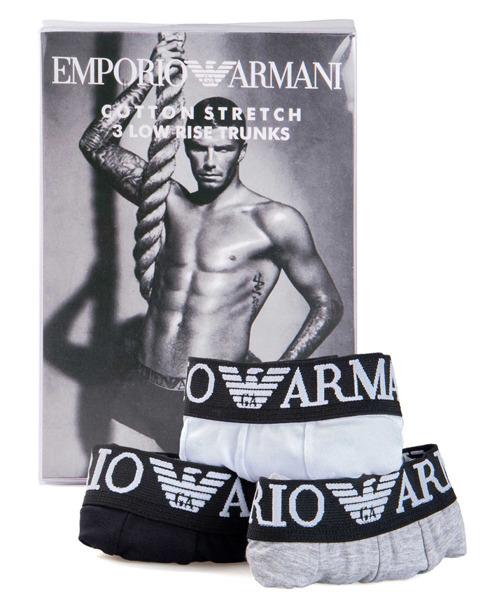 Emporio Armani bielizna męska
