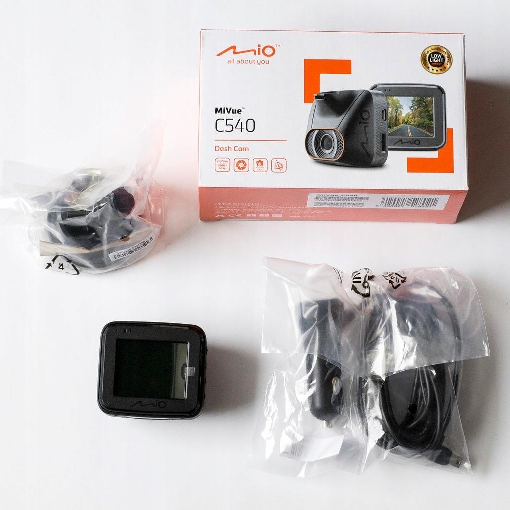 Wideorejestrator Mio MiVue C540