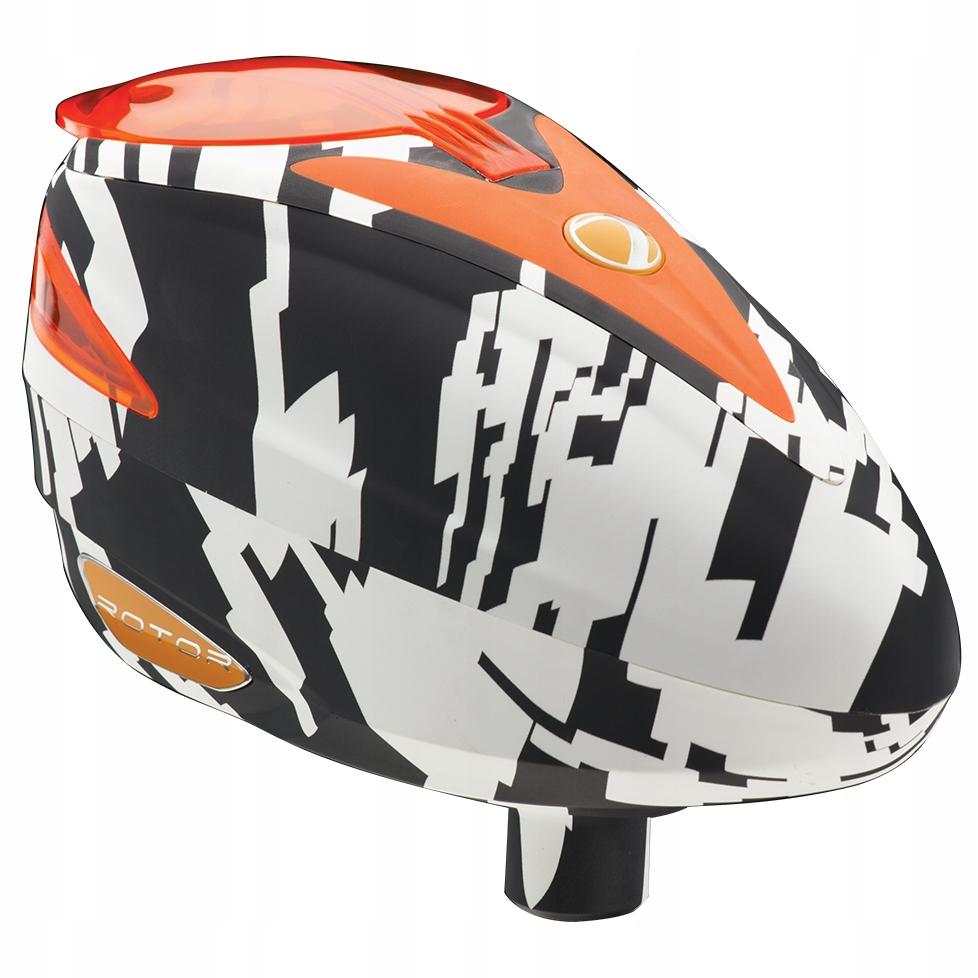 Dye Rotor - Airstrike Orange