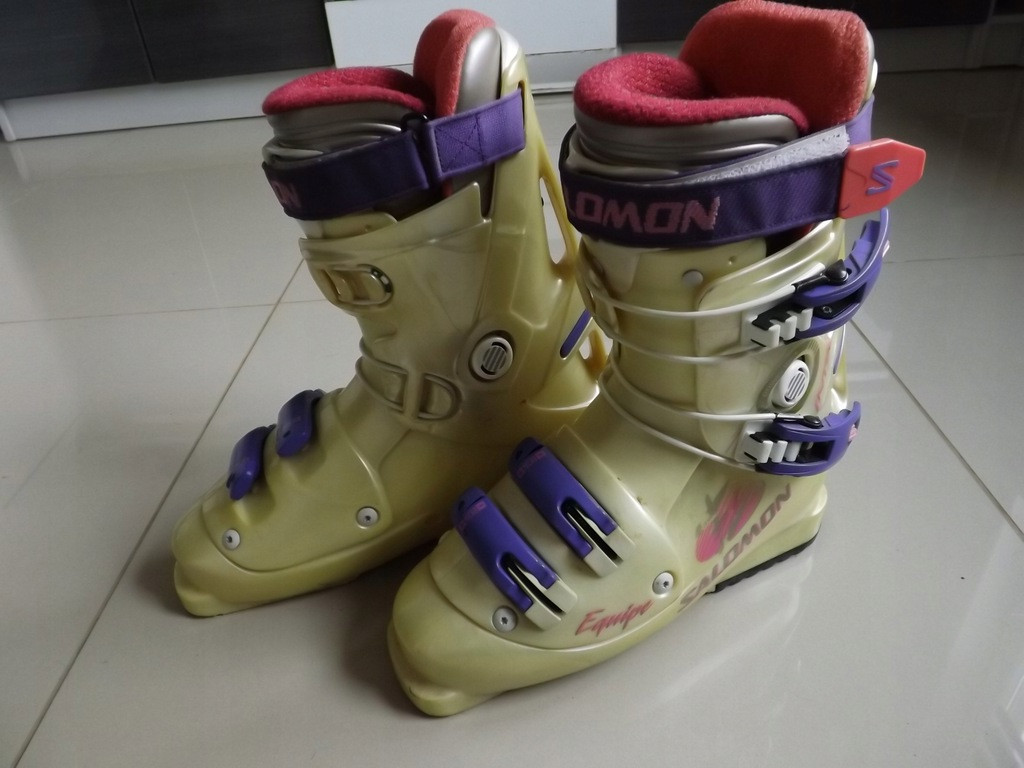 Salomon buty zjazdowe wkładka wew 25,5