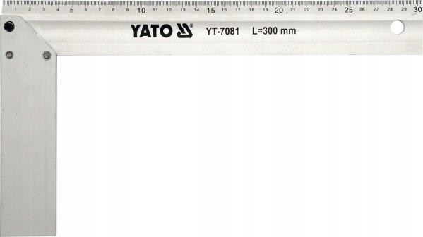 YATO KĄTOWNIK ALUMINIOWY 350mm 7082 |