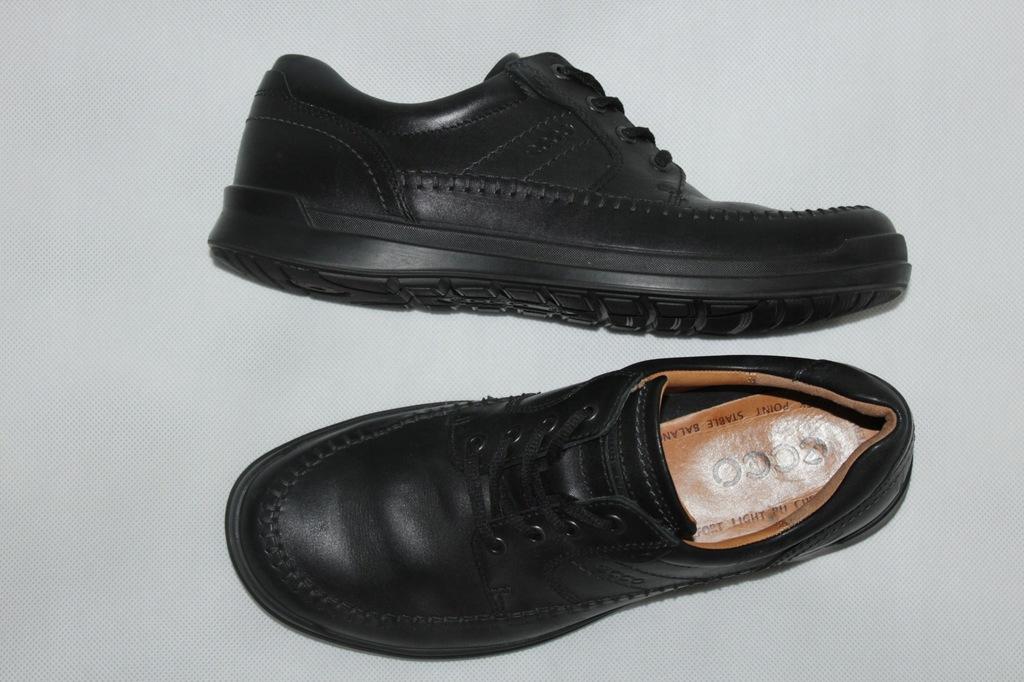 Ecco 42 skórzane buty jak nowe